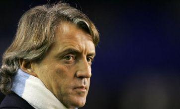 Mancini tells Tevez to keep it quiet