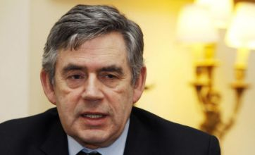 Gordon Brown tells of 'mistake' over Iraq reconstruction