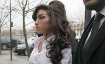 Amy Winehouse wants to cover over her Blake tattoo