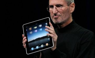 Apple launches 'iPad' tablet