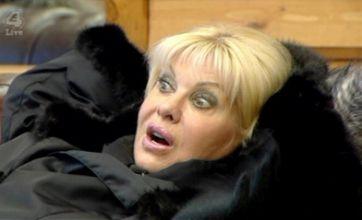 "Ivana Trump: Vinnie Jones is ""alienated"" inside Celebrity Big Brother house"