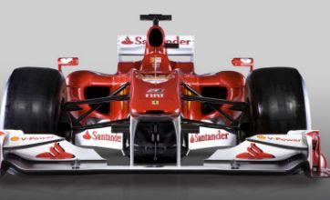 Ferrari unveil 2010 challenger