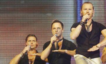 Boyzone dedicates new album to Stephen Gately
