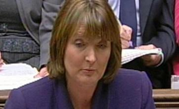 Harman rules out Labour leader move