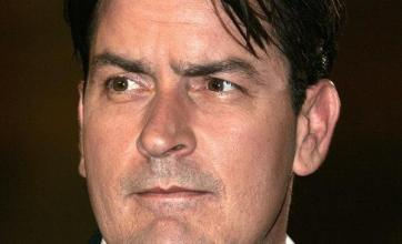 Clothing firm drops Charlie Sheen
