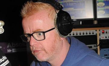 Chris Evans's jibe at radio rival