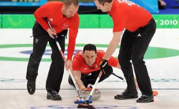 Early defeat for curlers