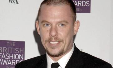 McQueen hanged himself in wardrobe