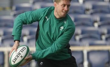O'Gara to start for Ireland