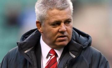 Gatland dig at predictable Scots