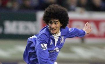 Fellaini focused on Everton