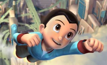 Astro Boy will keep kids and parents moderately amused