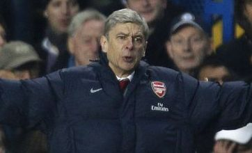 Wenger must take blame, says Ballack