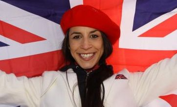 Rudman to carry British Olympic flag