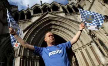 Pompey woes show football bankrupt