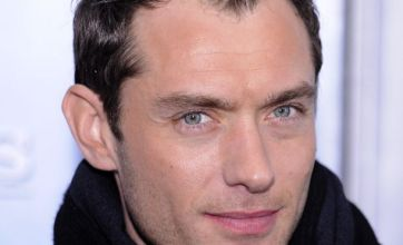 Jude Law wins West End theatre award