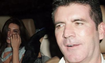 Is Simon Cowell engaged to Mezhgan?