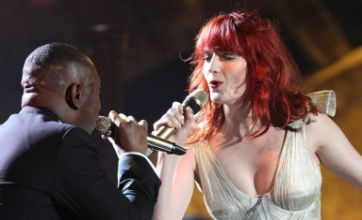 Brit Awards 2010: Florence and The Machine and Dizzee Rascal duet races into iTunes charts