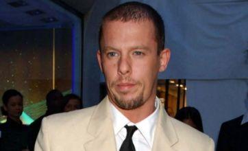 London Fashion Week's tribute to Alexander McQueen