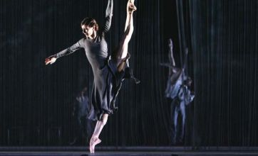 Today… Royal Ballet Triple Bill