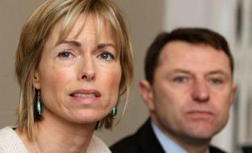 McCanns' 'heartbreak' over Maddie police failings