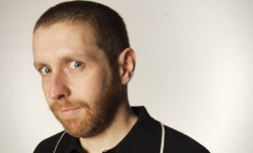 """Dave Gorman: 'the entire audience started chanting """"f*** off""""'"""