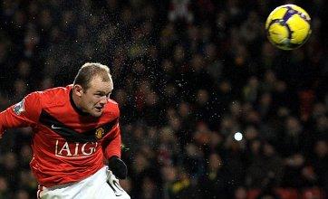 United's head boy Rooney closes gap on Chelsea.