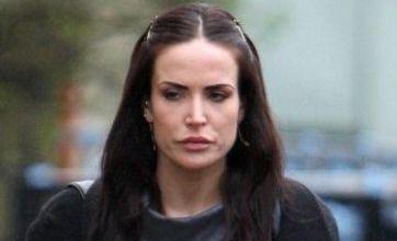 Sophie Anderton in court over stalker