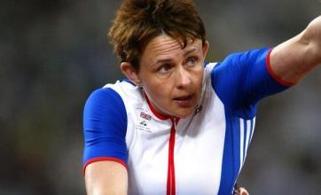 Gold medallist named people's peer