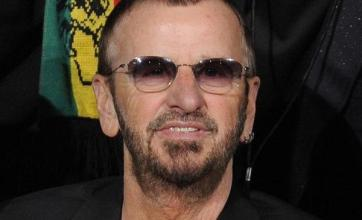 Hollywood star for ex-Beatle Ringo Starr