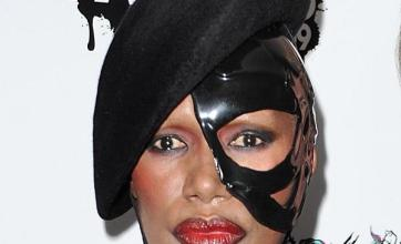Grace Jones announces one-off show