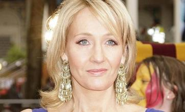JK Rowling accused of plagiarism