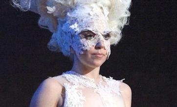 Lady Gaga raising Aids awareness