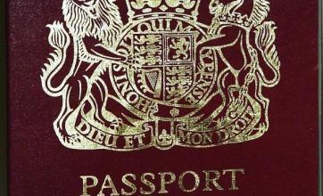 Passport owners meet UK agents