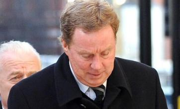 Redknapp in court on tax charges