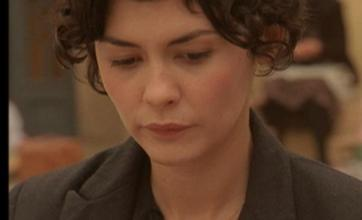 Audrey Tautou appears in I Love Your Smile music video