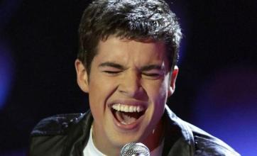 Joe 'terrified' about stage mishaps