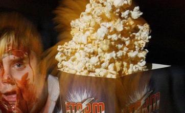 Concern over cinema snacks