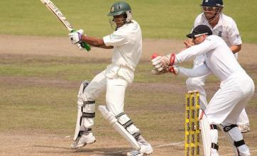 Bangladesh on top in second Test