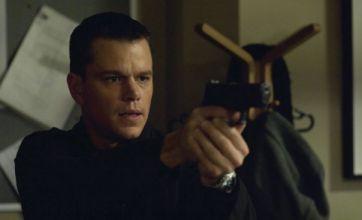 Matt Damon wants to step down as Bourne