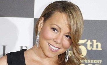Mariah Carey fuels pregnancy rumours at Independent Spirit Awards