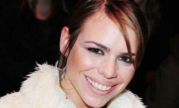 Billie Piper has admitted she is getting broody
