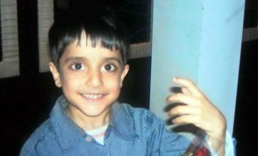 Hopes dashed in search for snatched British boy