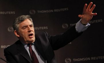 Gordon Brown turned down by Match of the Day 2