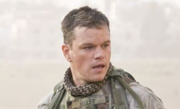 Green Zone: Matt Damon does Bourne in Baghdad