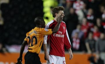 George Boateng 'has nothing to apologise for'