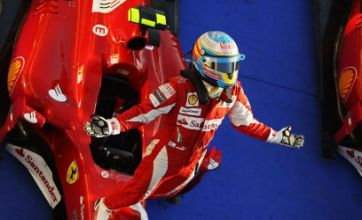 Fernando Alonso storms to desert victory in Bahrain