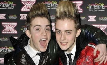 Jedward axed by record label Sony after Vanilla Ice single