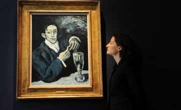Picasso belonging to Lord Lloyd Webber may fetch record £40m