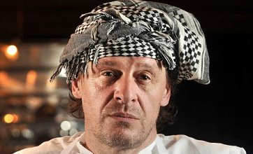 "Celebrity chef Marco Pierre White backs the ""bootiful"" turkey"